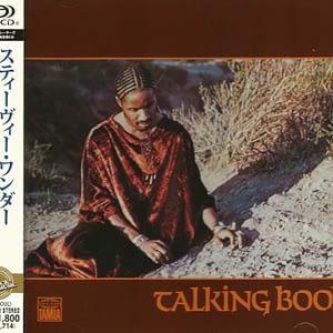 Stevie Wonder - Talking Book (Ed. japonesa) - SHM-CD