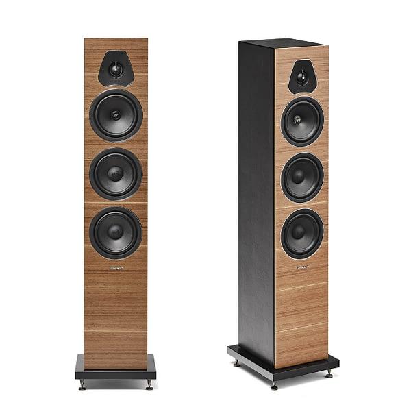 Audio Elite Sonus Faber - Lumina III - Walnut