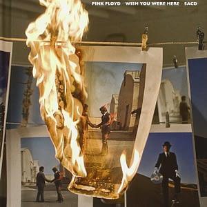 Pink Floyd - Wish You Were Here - SACD - Audio Elite Colombia