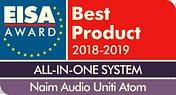EISA Awards Uniti Atom