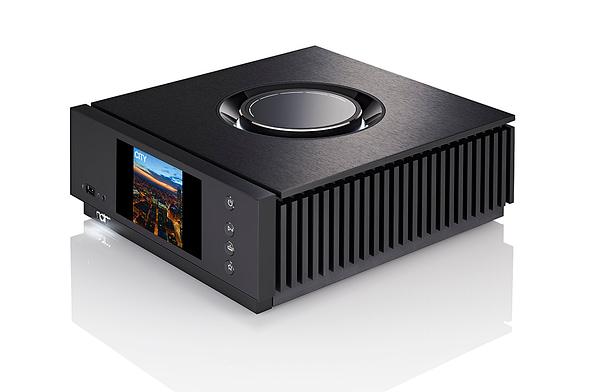 Naim Audio - Uniti Atom - Sideview - Audio Elite Colombia