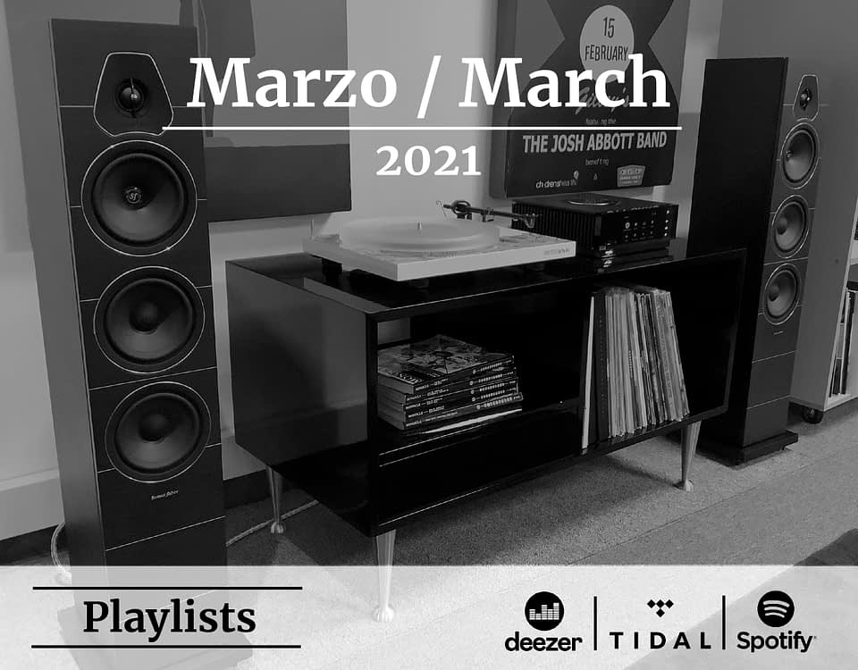 Playlist Marzo 2021 - Audio Elite Colombia