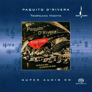 Paquito D'Rivera – Tropicana Nights - Audio Elite Colombia