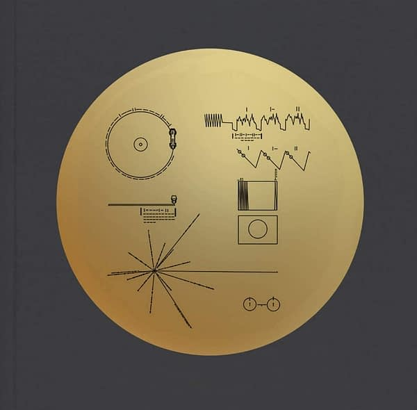 The Voyager Golden Record - Box Set Cover - Audio Elite Colombia