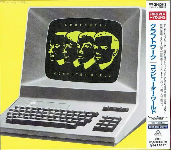 Kraftwerk - Computer World (Ed. japonesa) - CD