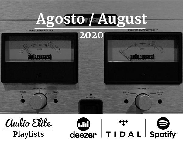 Audio Elite Playlist Agosto