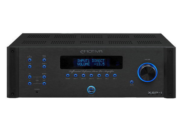 Audio Elite Emotiva - XSP-1