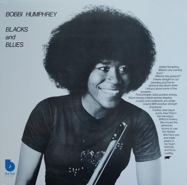 Bobbi Humphrey – Blacks And Blues - Audio Elite Colombia