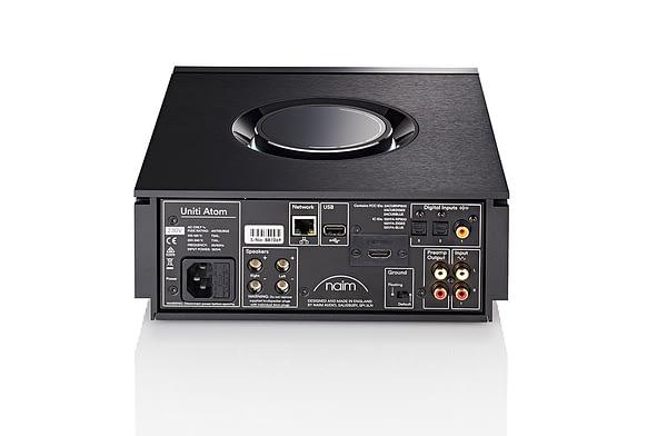 Naim Audio - Uniti Atom - Back - Audio Elite Colombia