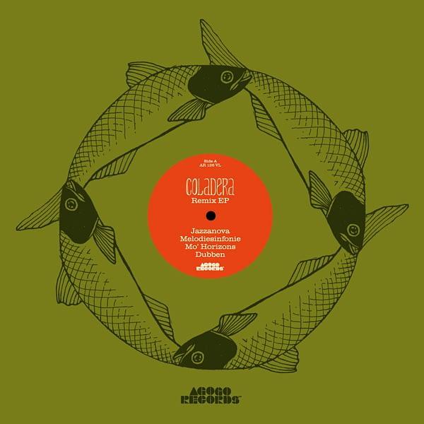 Audio Elite Coladera - Remix EP