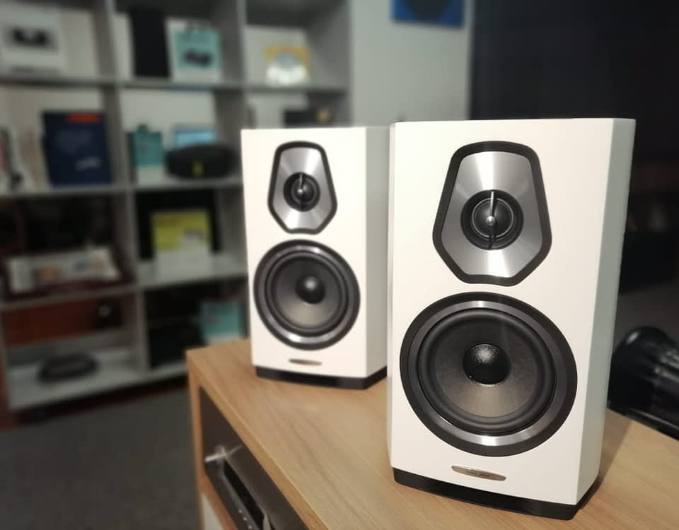 Sonetto I Sonus Faber Audio Elite