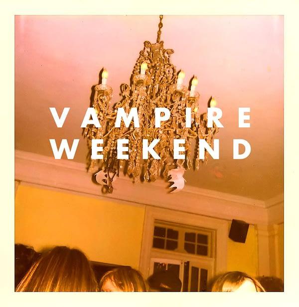 Vampire Weekend - Vampire Weekend - Audio Elite Colombia