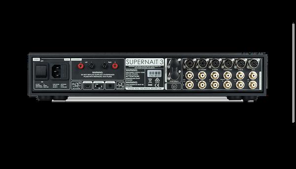 Naim Audio - SUPERNAIT 3 - Back - Audio Elite Colombia