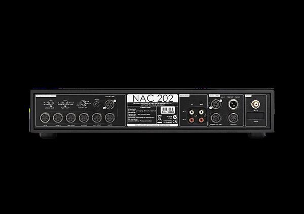 Naim - NAC 202 - Back - Audio Elite Colombia