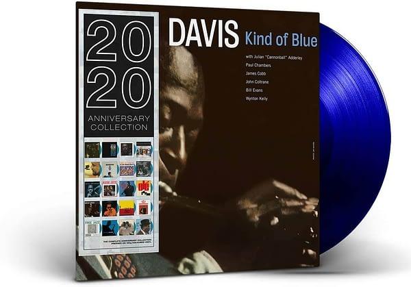 Audio Elite Miles Davis Kind Of Blue 2020
