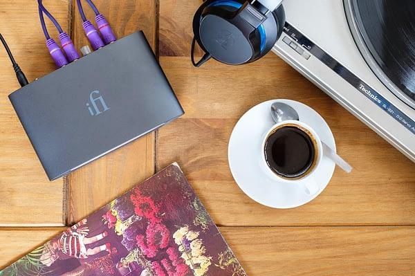 Ifi Audio - ZEN-phono-Lifestyle- Audio Elite Colombia