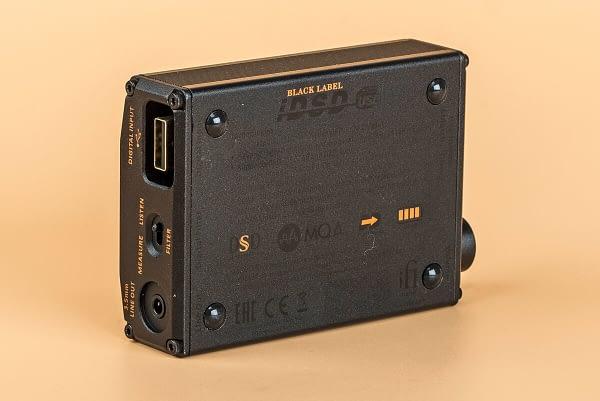 Audio-Elite- iFi - nano iDSD Black Label